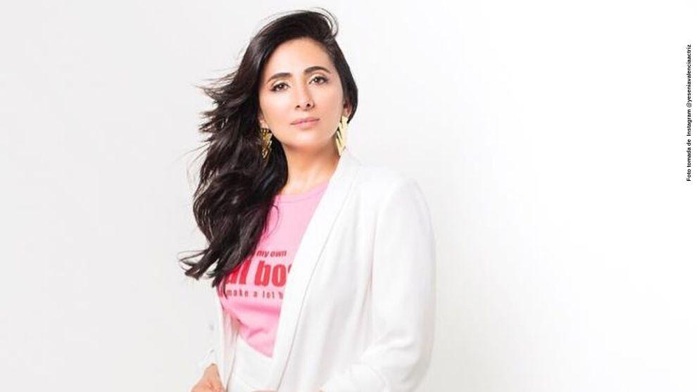 Yesenia Valencia escribe profundas palabras de amor hacia el teatro