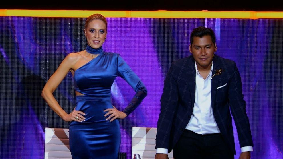 Alejandra Azcárate y Juanda Caribe