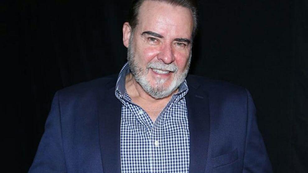 Cesar Evora es Oso, un viejo entrenador de boxeo