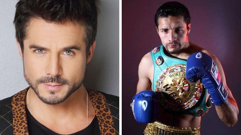 Jose Ron fue entrenado por el boxeador Jhonny Gonzalez