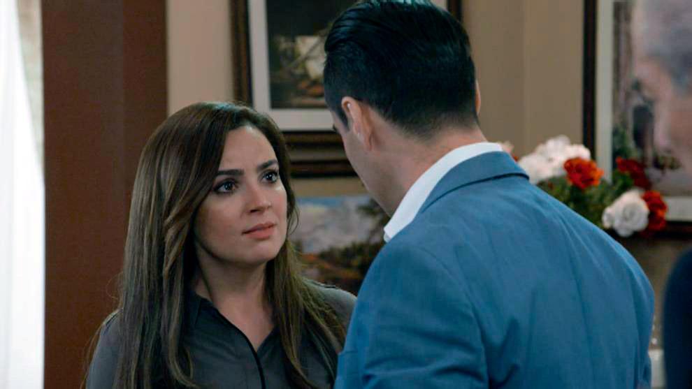Ringo | Capítulo 23 | Diego le confiesa a Julia que Brenda incendió su casa