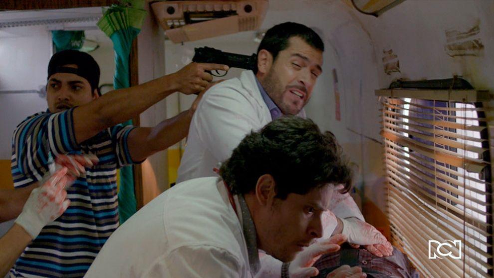 Diego es amenazado de muerte