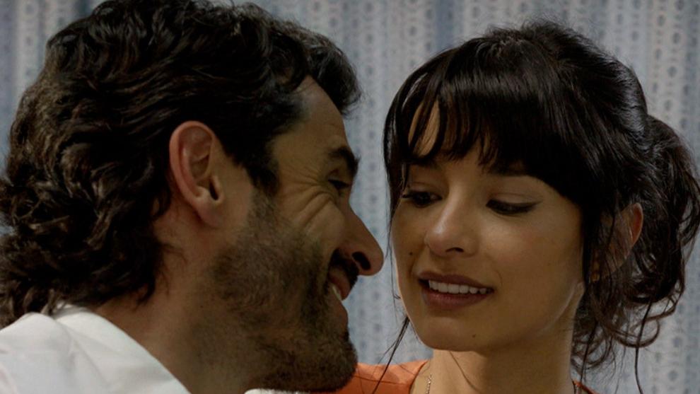 Sala de Urgencias | Capítulo 19 – Carolina y Diego, a punto de besarse