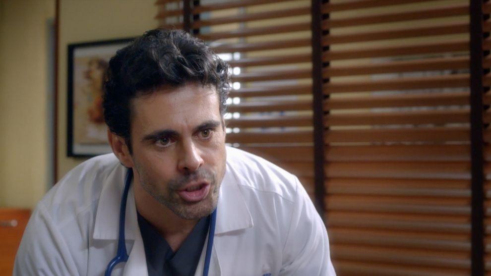 Mejía confronta al doctor Rayo