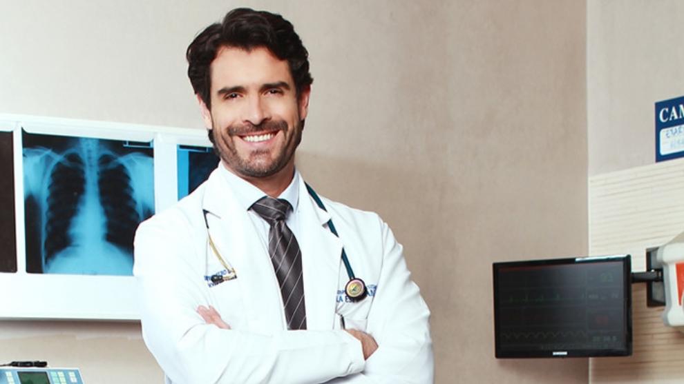 Rafael Novoa será el pediatra más atractivo de Sala de Urgencias