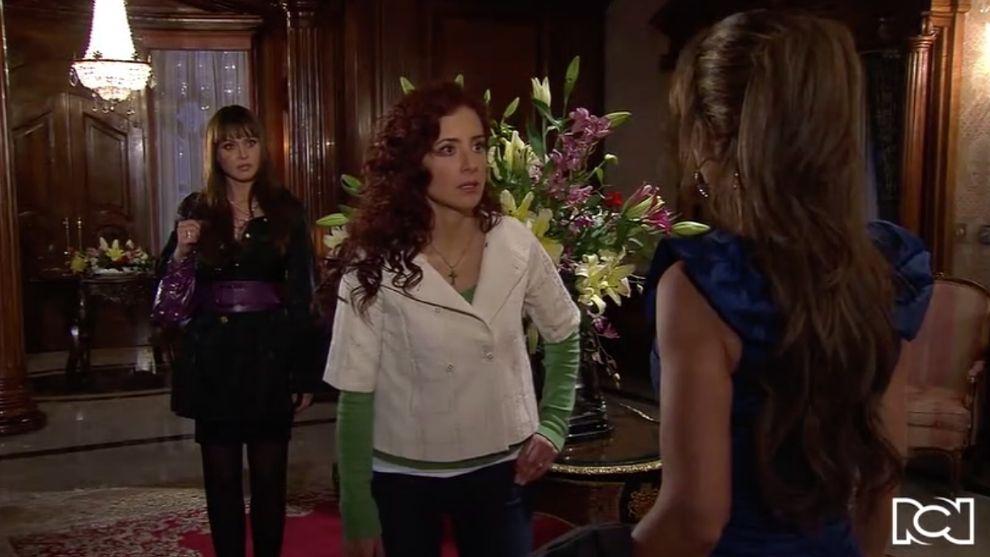 Soy tu dueña | Capítulo 7 | Valentina se entera del engaño de Ivana y Alonso