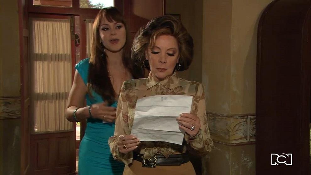 Soy tu dueña | Capítulo 87 | Valentina recibe la prueba de embarazo