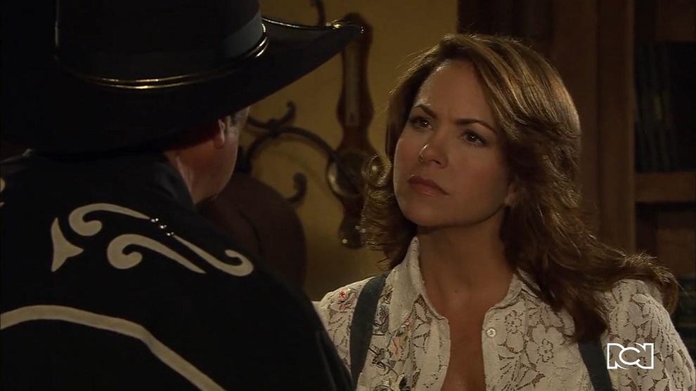 Soy tu dueña | Capítulo 93 | Rosendo le ofrece un trato a Valentina