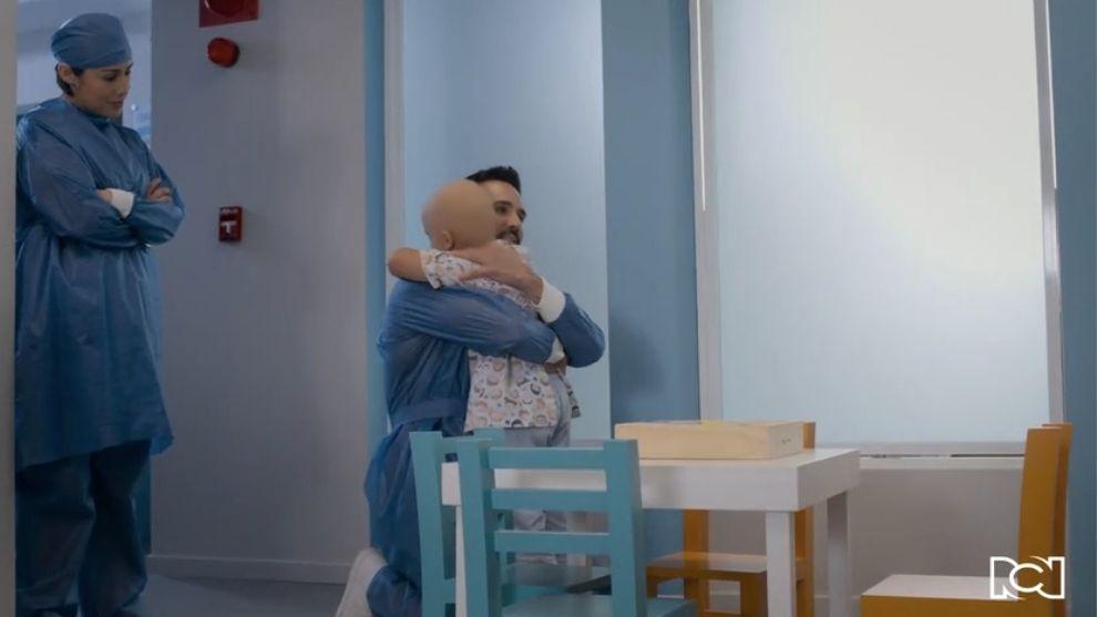 Te doy la vida | Capítulo 8 | Pedro visita a Nicolás en la clínica