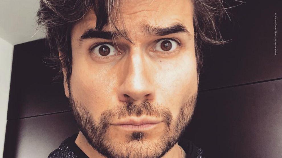 Daniel Arenas, colombiano que hace parte del elenco de 'Teresa'.