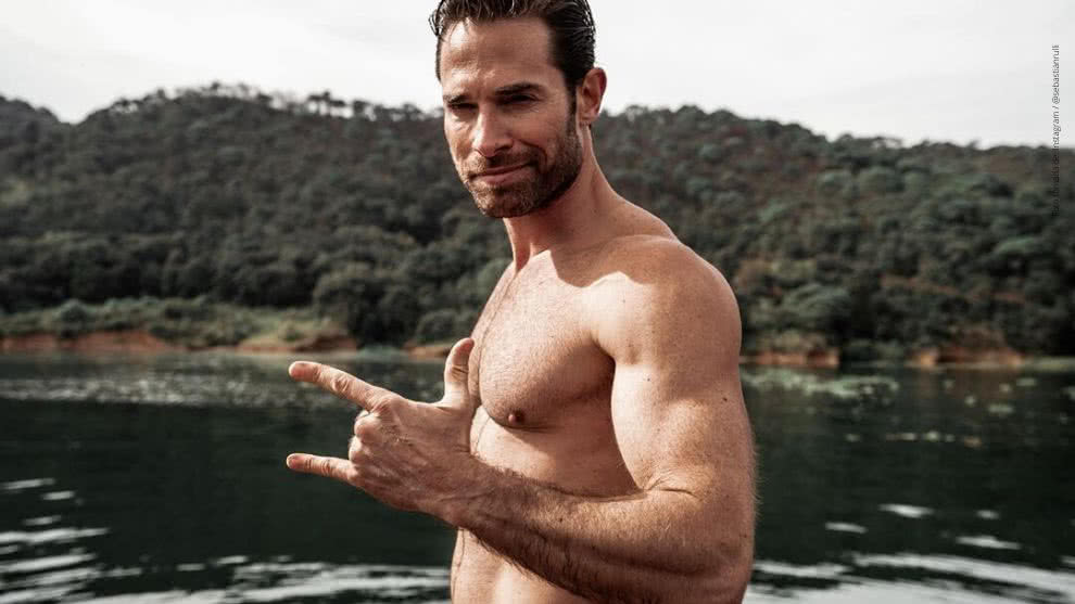 El actor mexicano Sebastián Rulli.
