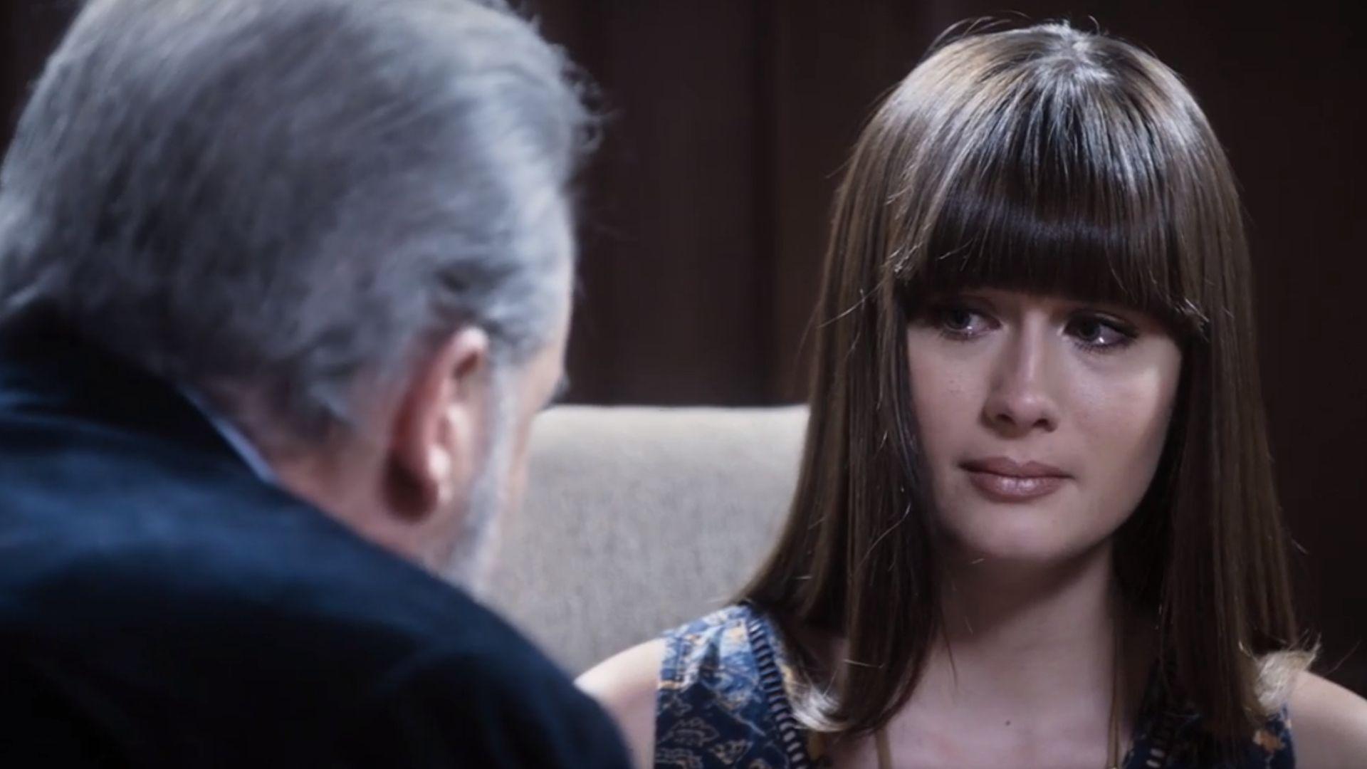 En Tierras Salvajes | Capítulo 54 | Alejandra busca refugio para su dolor