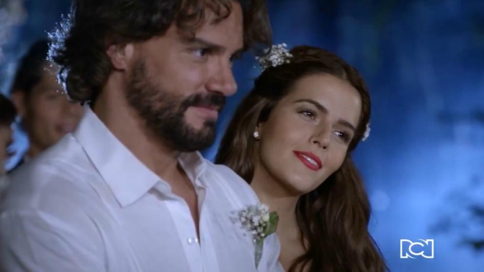 Isabel y Daniel logran estar juntos