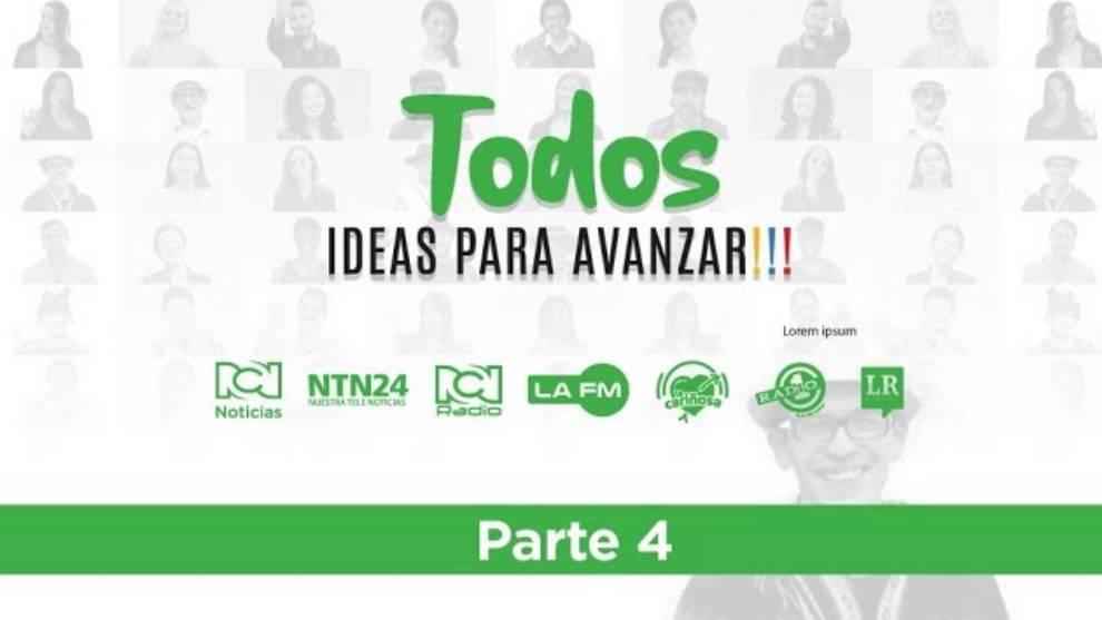 Ideas para avanzar - Julio 20 de 2020