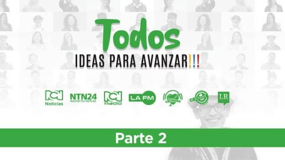 Ideas para Avanzar - Junio 22 de 2020
