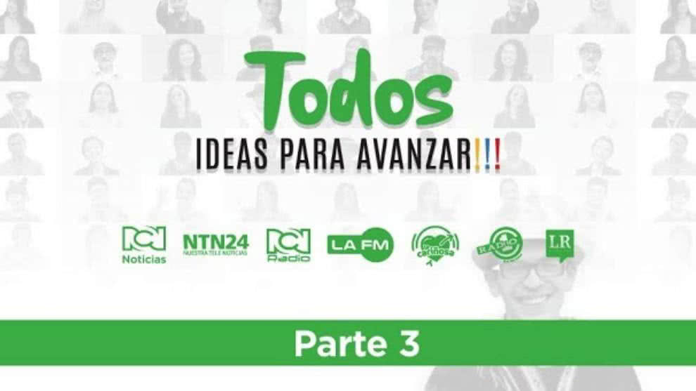 Ideas para Avanzar - Junio 29 de 2020
