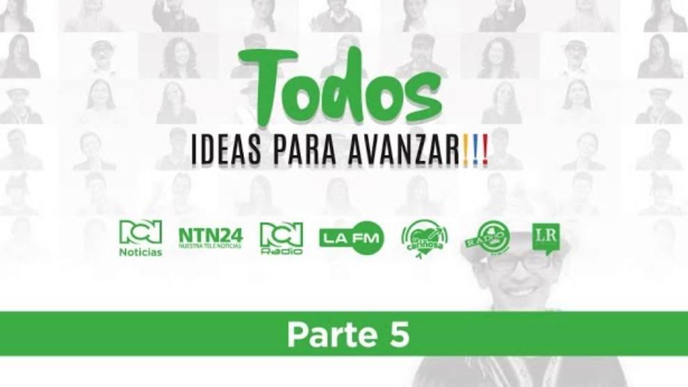 Ideas para Avanzar - Agosto 09 de 2020