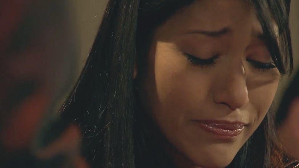 Guadalupe y Nikita se enteran de que Visitación murió