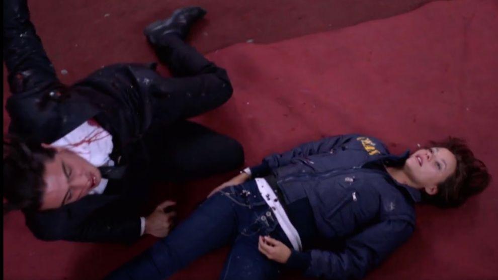 Milala y Nando mueren