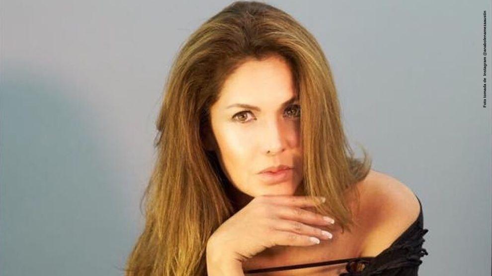 Ana Bolena Meza deleito a sus fans tras recordar foto del Reinado