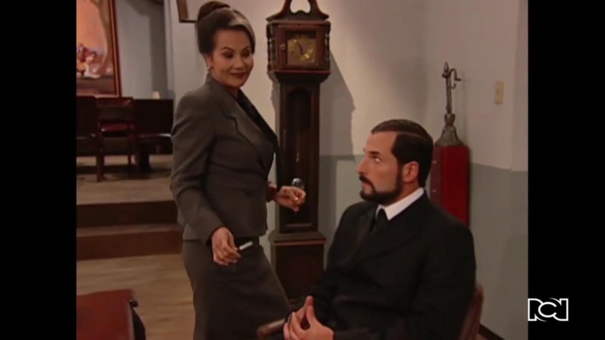 Conde se quiere casar con Martina