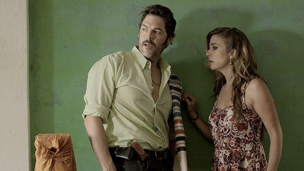 Diana y Raúl van juntos a una misión