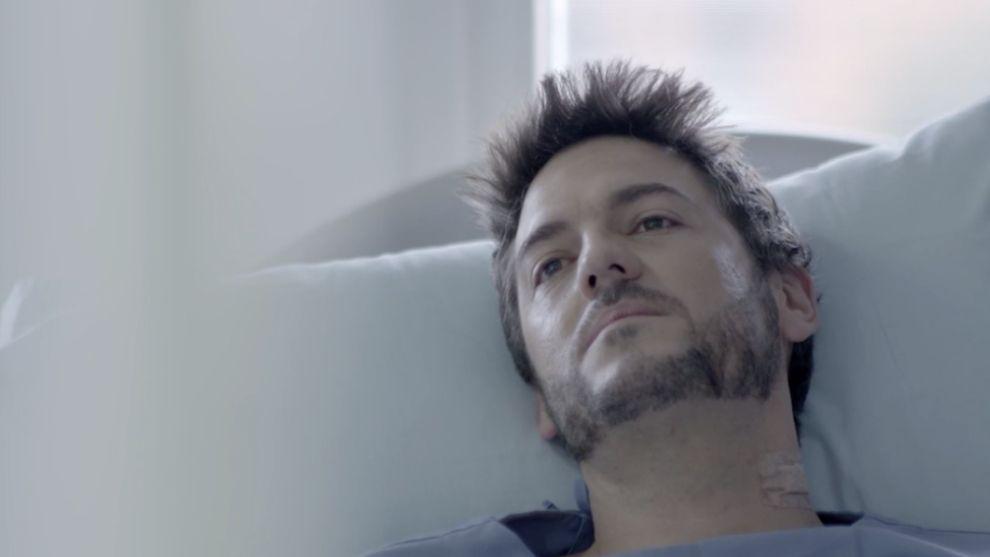Raúl queda gravemente herido tras recibir un disparo
