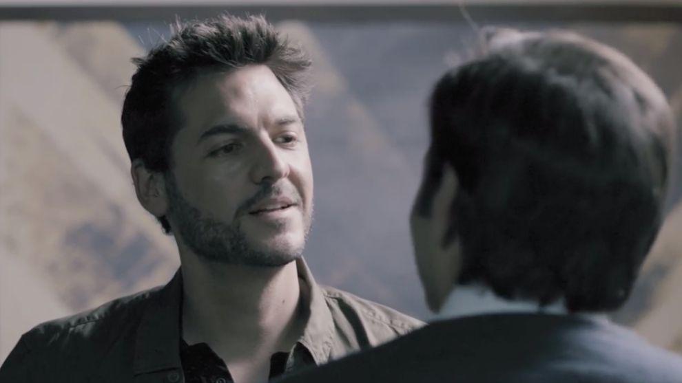 Jorge se reencuentra con Raúl y le cuenta sus planes con Diana