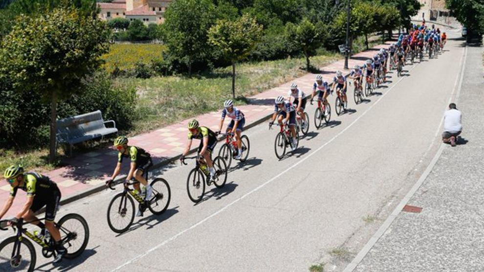 Revive la última etapa completa de la Vuelta a Burgos 2020