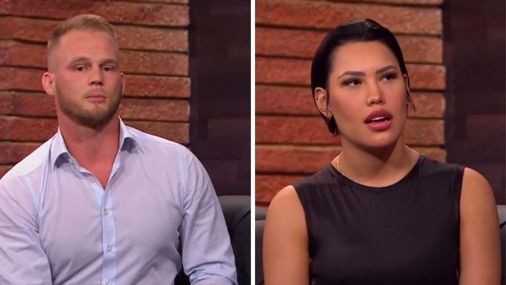 Ana del Castillo y Dominic Wolf contaron las más duras y alegres experiencias de vida