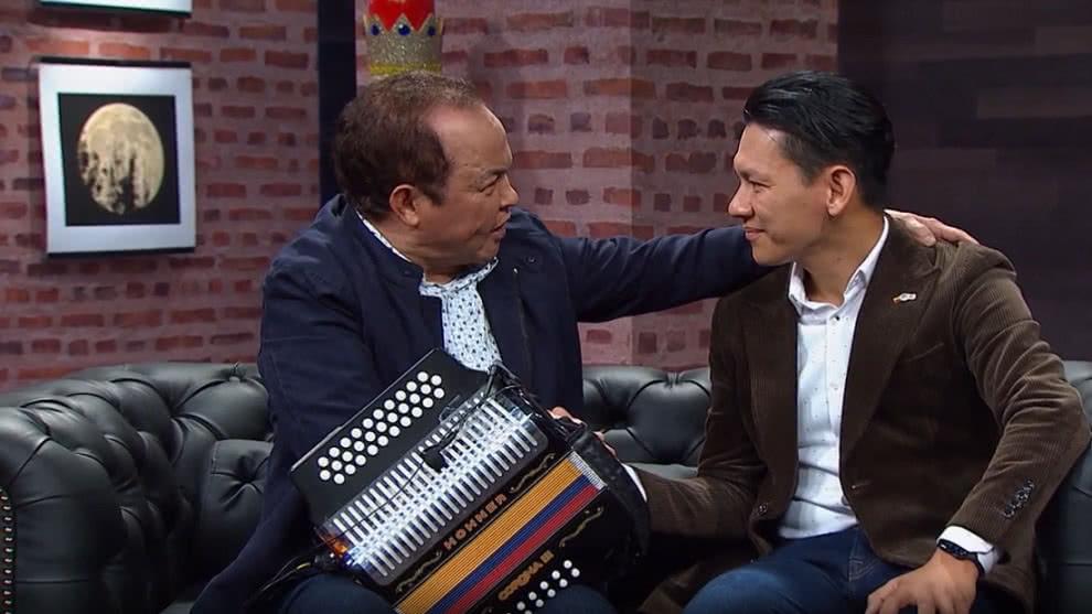 Alfredo Gutiérrez y Yokoi Kenji