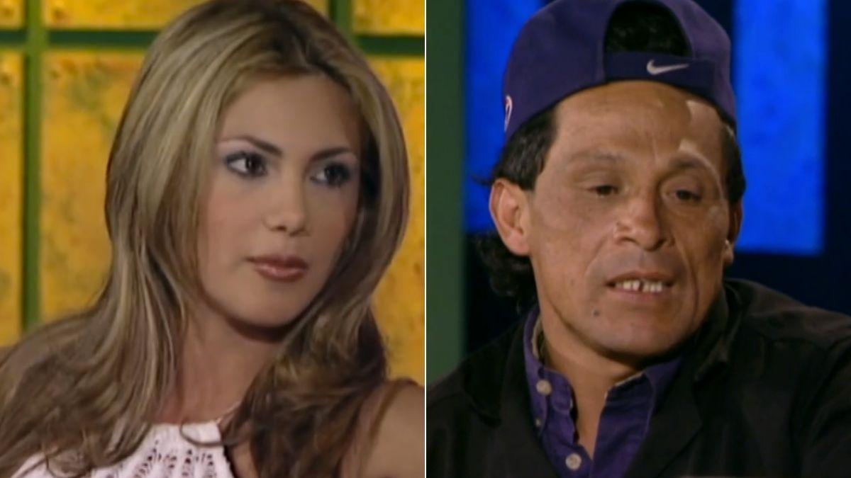 Angeline Moncayo y Lucho Díaz.