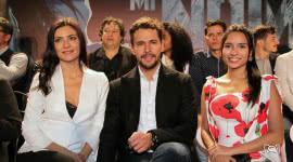Ana María Orozco, Iván López y Susana Rojas.