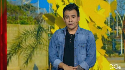 Checho es el primer finalista de Colombia Ríe