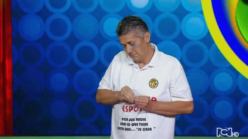 Chinome gana el Bendecido en Colombia Ríe