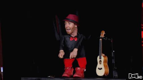 Los In Talento llegaron con su humor de magia y música