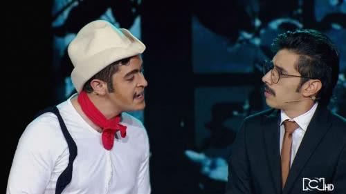 Síndrome de Clown reivió a Cantinflas