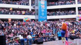 Los bogotanos disfrutaron de una entretenida tarde con el talento de Colombia Ríe