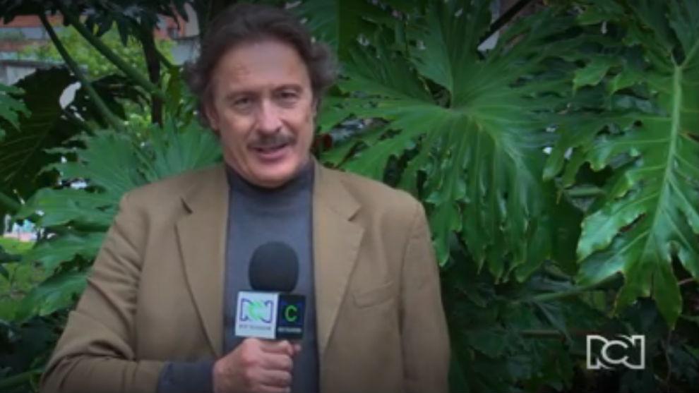 Alberto Palacio habló de su relación con Jaime Garzón en la vida real