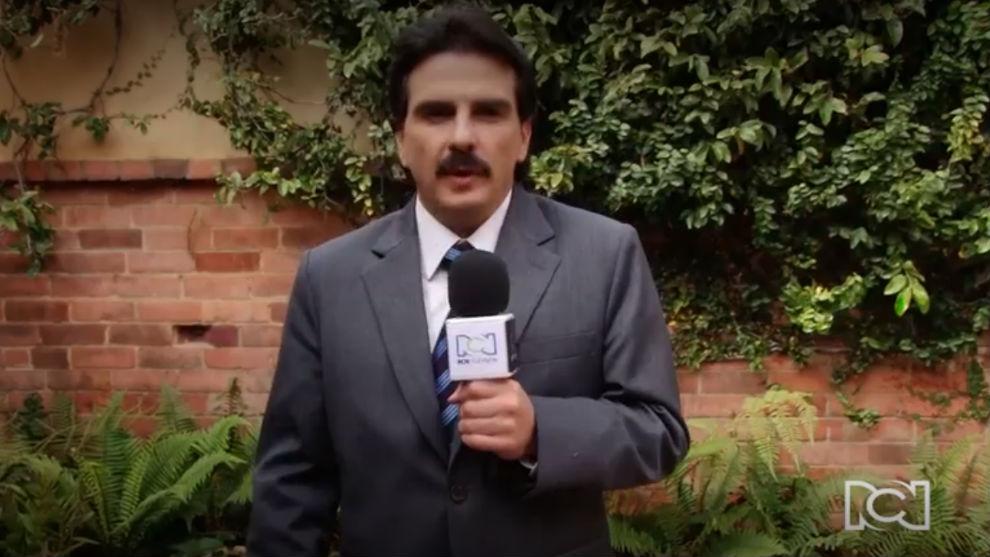 Carlos Camacho expresó porque es importante la serie