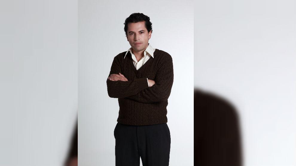 Nueva faceta en la vida de Giovanny, quien interpreta a Leonardo en Garzón