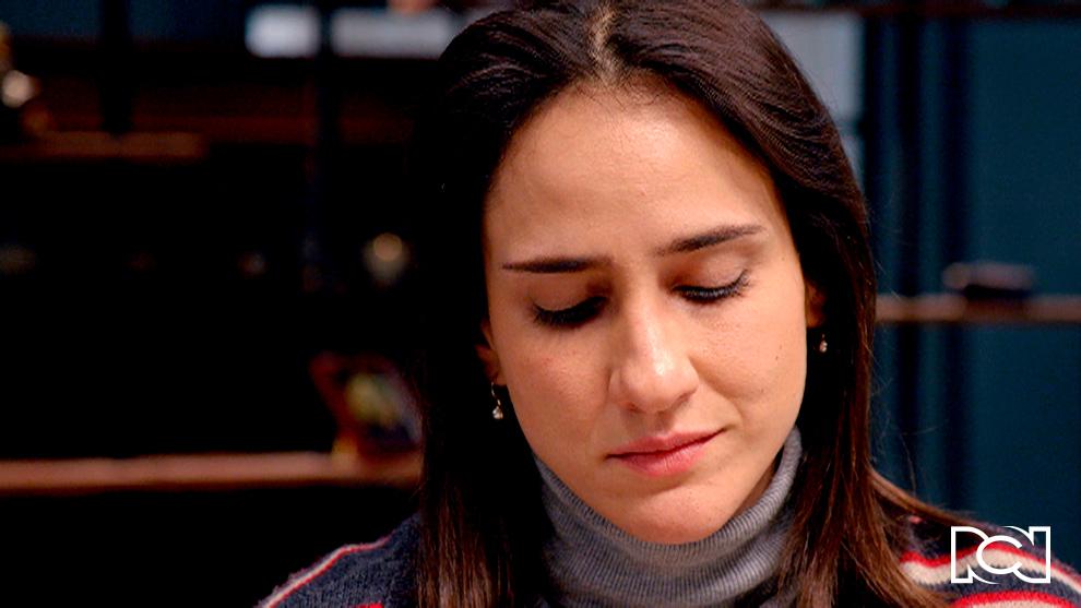 Soledad tiene clara su relación con Jaime