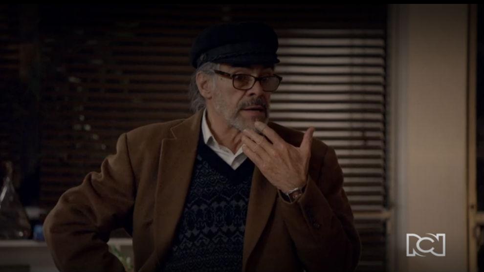 Waldo Urrego interpreta a uno de los amigos intelectuales de Jaime Garzón