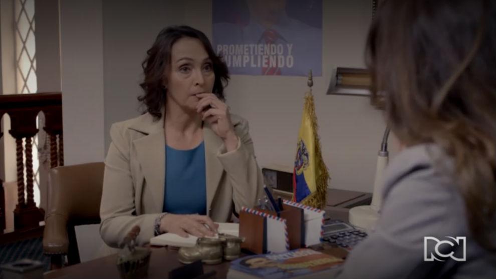Yuly Pedraza habló de su personaje en Garzón vive