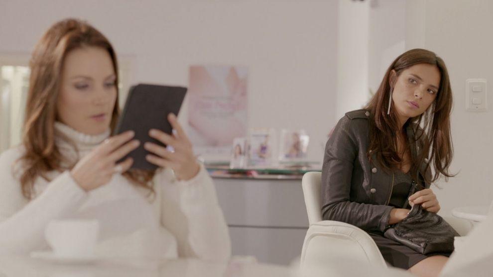 Capítulo 5 de febrero – Sofía y Claudia se encuentran en la clínica | Anónima