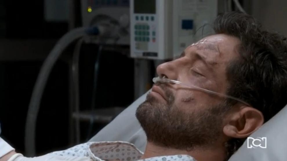 Damian sigue en coma