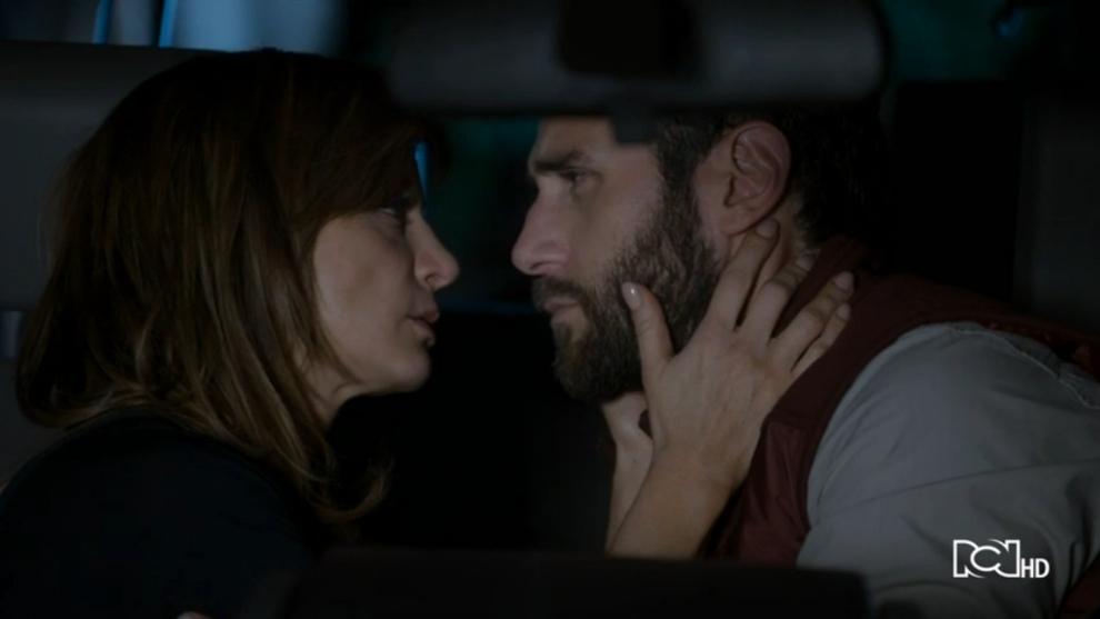 Raquel y Santiago no pueden olvidarse