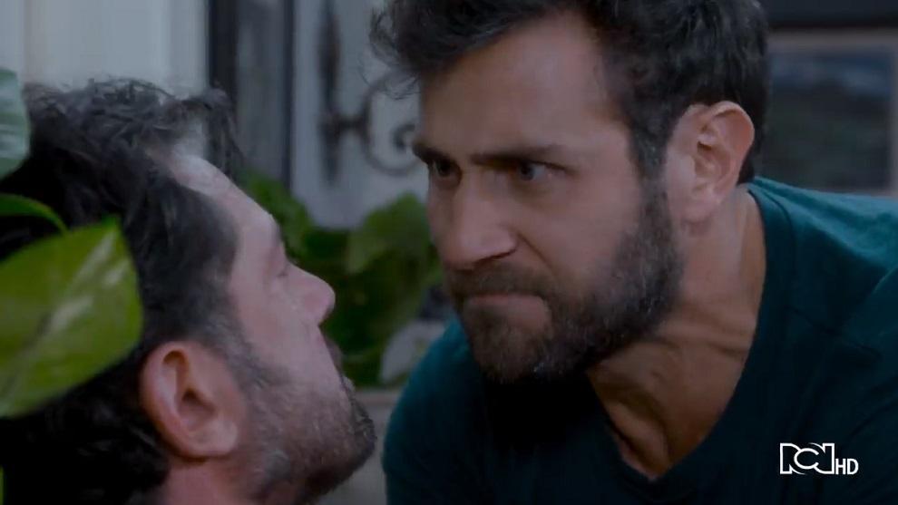 Capítulo 28 de febrero – El enfrentamiento entre Damián y Santiago