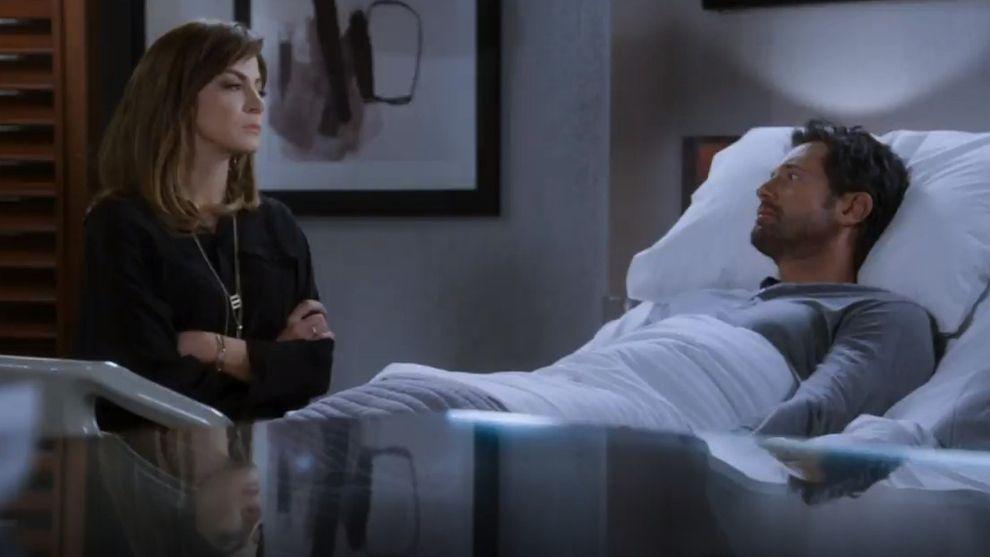 Capítulo 19 de febrero – Damián le dice a Raquel que él mató a Carolina | Caer en Tentación