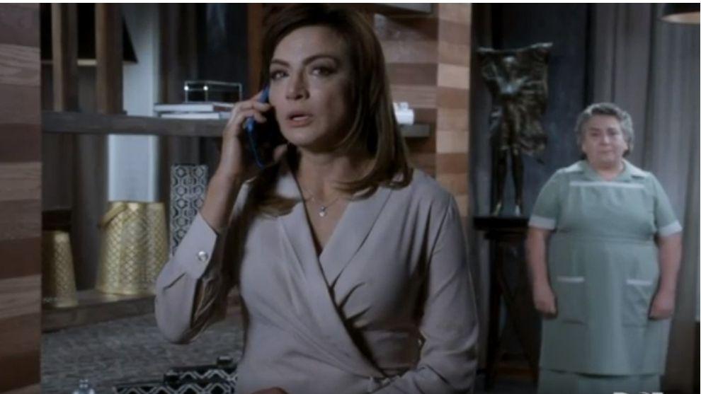 Capítulo 14 de febrero – Raquel le pide a Santiago que terminen su relación | Caer en Tentación